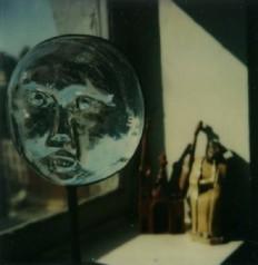 Andre Kertesz, Polaroid May-1st, 1979.
