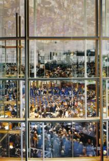 Andreas Gursky, Parliament, 1998.