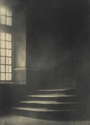 Arnold Genthe, Window and Stairway of the Old Ursuline Convent, New Orleans, 1920-26.