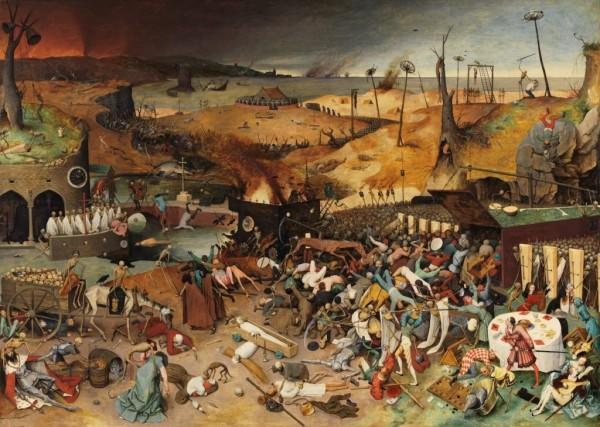 Pieter Bruegel the Elder, Triumph of Death, 1562, Museo del Prado, Madrid.