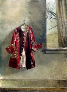 Andrew Wyeth, Curtain Call, 1979.