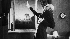 Nosferatu eine Symphonie des Grauens, directed by F .W. Murnau, 1922.
