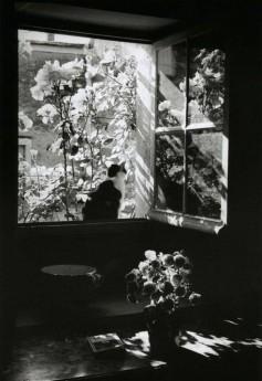Edouard Boubat, Stanislas at the Window, 1973.