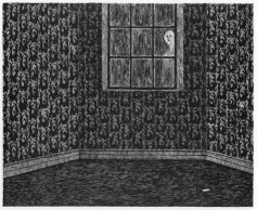 Edward Gorey, From the West Wing, 1963.