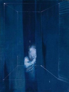 Francis Bacon, Two Figures at a Window, 1953.