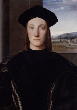 Raphael Sanzio, Gvidobaldo Montefeltro, 1506.