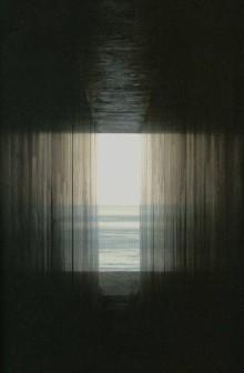 Hiroshi Sugimoto, Go'o Shrine at Naoshima, Japan, 2009.