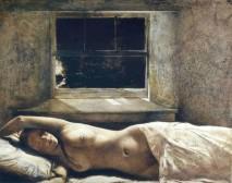 Andrew Wyeth, Overflow, 1978.
