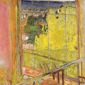 Pierre Bonnard, Latelier au Mimosa, 1939–46.