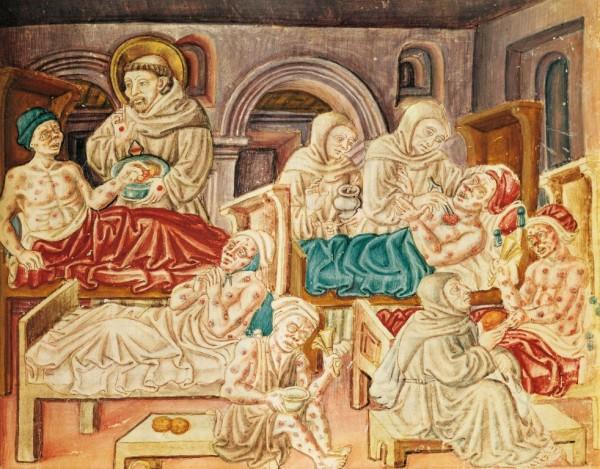 Jacopo Oddi, Franceschina codex, 15th century.