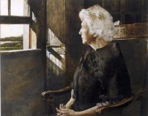 Andrew Wyeth, Portrait of Henrietta, 1967.