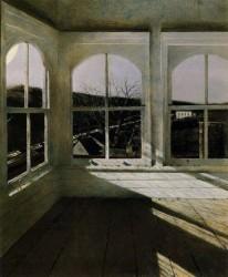 Andrew Wyeth, Renfield, 1961.