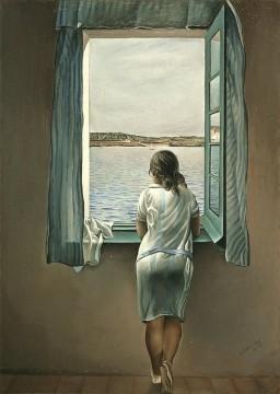 Salvador Dali, The Figure at the Window, 1925.