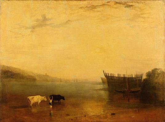 Teignmouth, Joseph Mallord William Turner, 1812